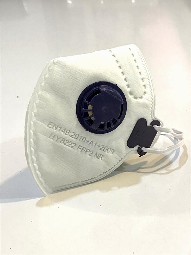 ماسک تنفسی ۵ لایه فیلتر دار N95 برند اوژن