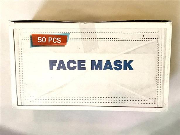 ماسک ۳ لایه پزشکی تمام پرس (بسته ۵۰ عددی)